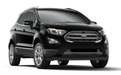 Special Offer Ford Ecosport Car Hire