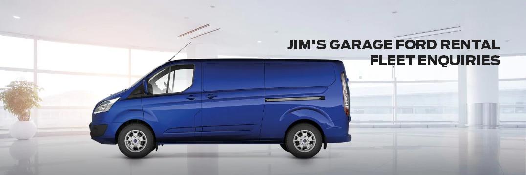 jims garage fleet rental shetland