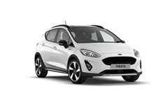 Rent Ford Fiesta Active (RXM)