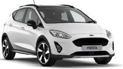 Rent Ford FIESTA ACTIVE1 (GVZ)