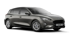 Rent Ford Ford Focus Titanium (JDK)
