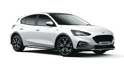 Rent Ford Focus Active Auto (JDF)