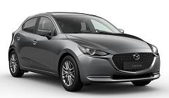 Rent Mazda Mazda2 (GZD)