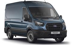 Rent Ford FORD TRANSIT 350 L2 H2 (JDJ)